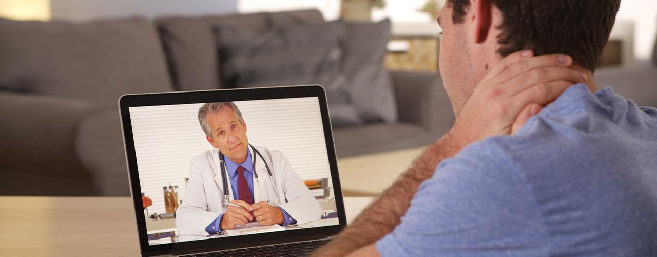 virtual therapy Anatomy Physiotherapy Clinic Ottawa, Ontario
